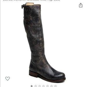 BED STU BRAND NEW IN BOX tall boots  retail$294.